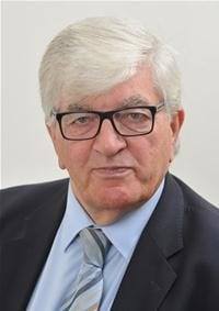 Cllr Richard Scott, Chairman of the Shadow Authority to deliver the new Buckinghamshire Council