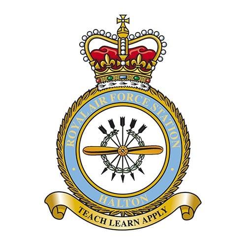 Crest of RAF Halton