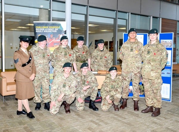 Buckinghamshire Army Cadets