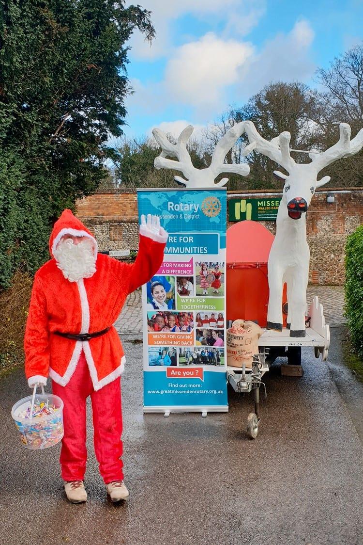 Missenden & District Rotary Santa