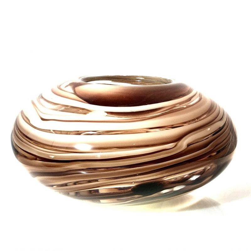 Tea 'Birds Nest' Bowl by Alison Vincent