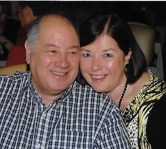 Bob & Brenda Scott-Oldfield
