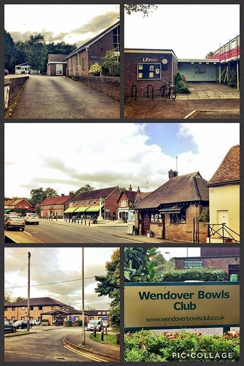 Wendover built environment