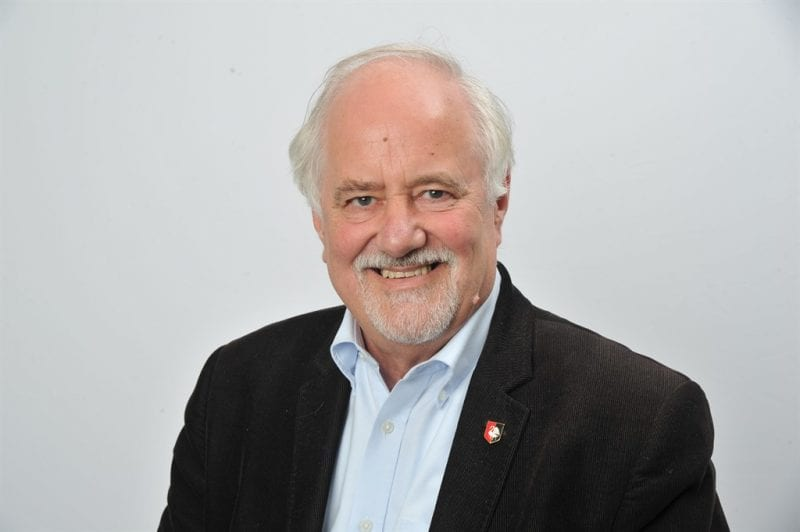 Noel Brown: Cabinet Member for Community Engagement and Public Health. Images courtesy Buckinghamshire County Council.