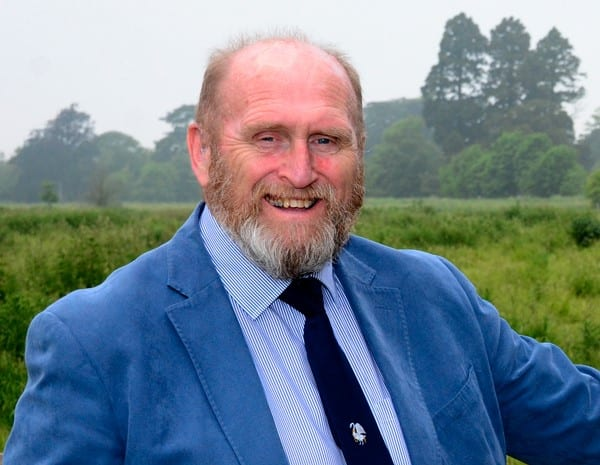 Bill Chapple, Cabinet Member for Planning and Environment. Images courtesy Buckinghamshire County Council.