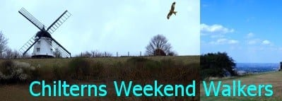 Chilterns Weekend Walkers Group Logo