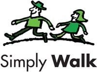 Simply Walk Logo