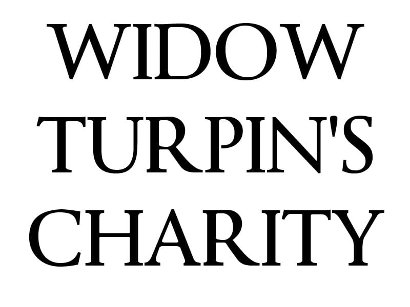 Widow Turpin's Charity Weston Turville Logo