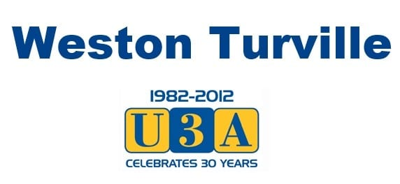 Weston Turville U3A Logo