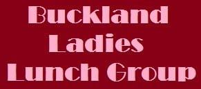 Buckland Ladies Lunch Group Logo
