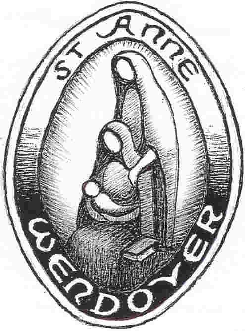 St Anne's Roman Catholic Church, Wendover & Our Lady of Lourdes Bedgrove Logo