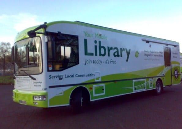 Mobile Libraries Logo