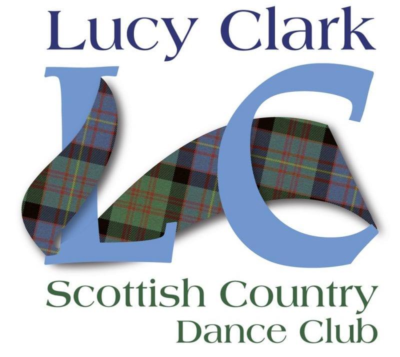 Lucy Clark Scottish Country Dance Club Logo