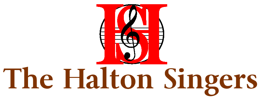 Halton Singers Logo