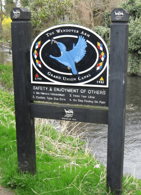 Grand Union Canal Angling Logo
