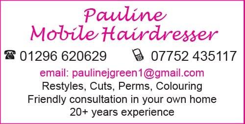 Pauline Mobile Hairdresser
