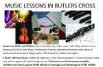 Music Lessons in Butlers Cross