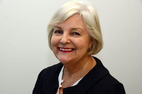 Anita Cranmer, Cabinet Member for Education and Skills
