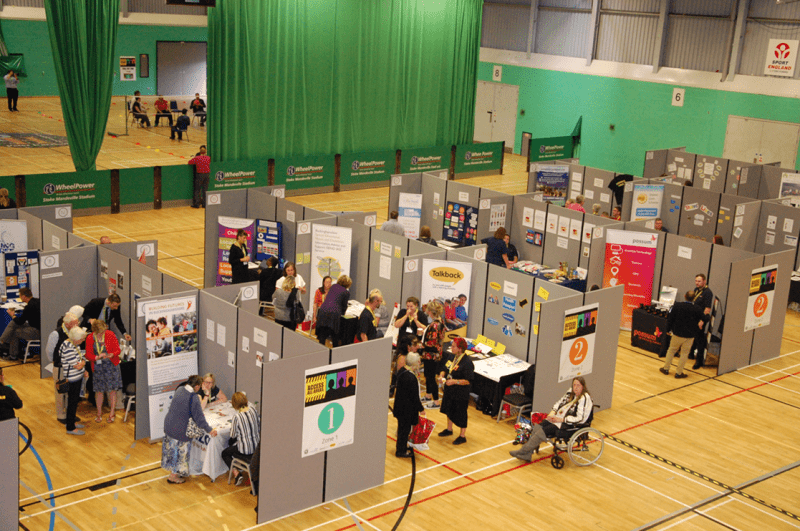 Exhibition stands 2018