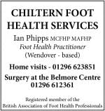 Chiltern Foot Health Services