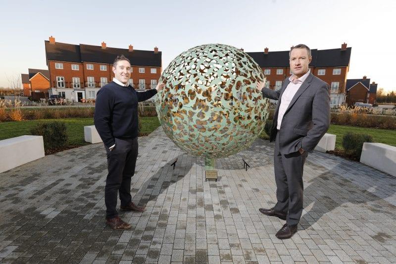 Kingsbrook Public Art with Jo Alden & Daniel Poll