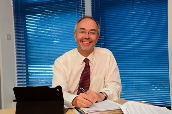 Martin Tett, Leader of Buckinghamshire Council