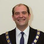 Cllr Matthew Walsh, Mayor of Princes Risborough