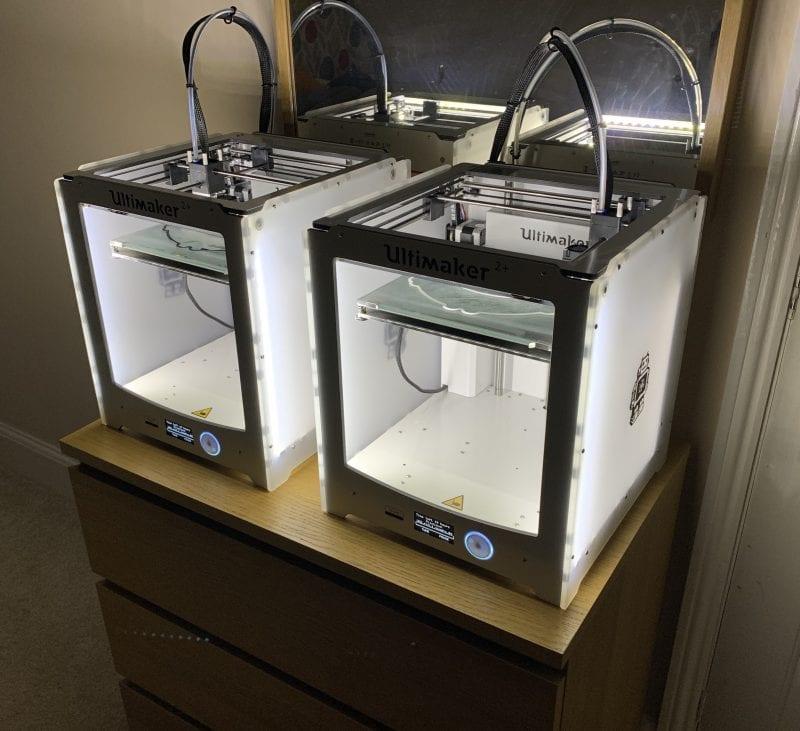 3D printers, Stowe School