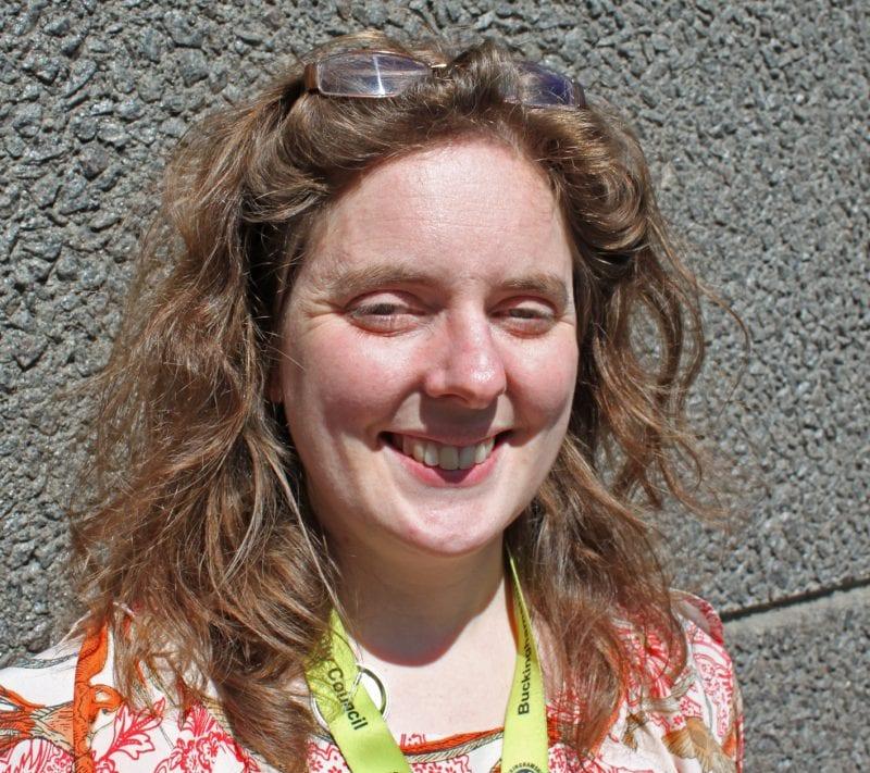 Katherine Gwyn, Senior Digital Collections Archivist