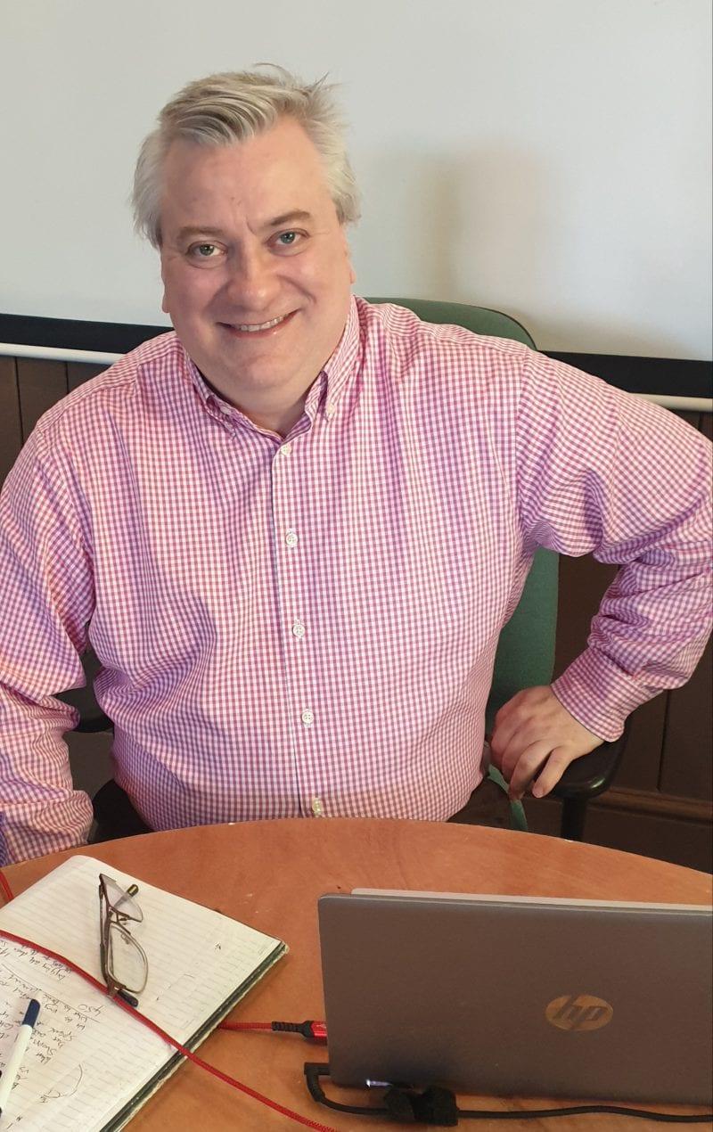 Mark Winn, Bedgrove local councillor