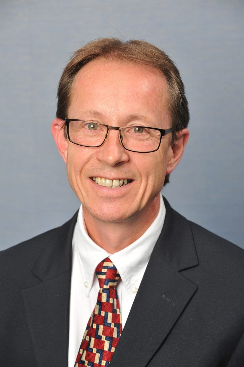 Nick Naylor: Cabinet Member for Transport