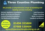 Three Counties Plumbing