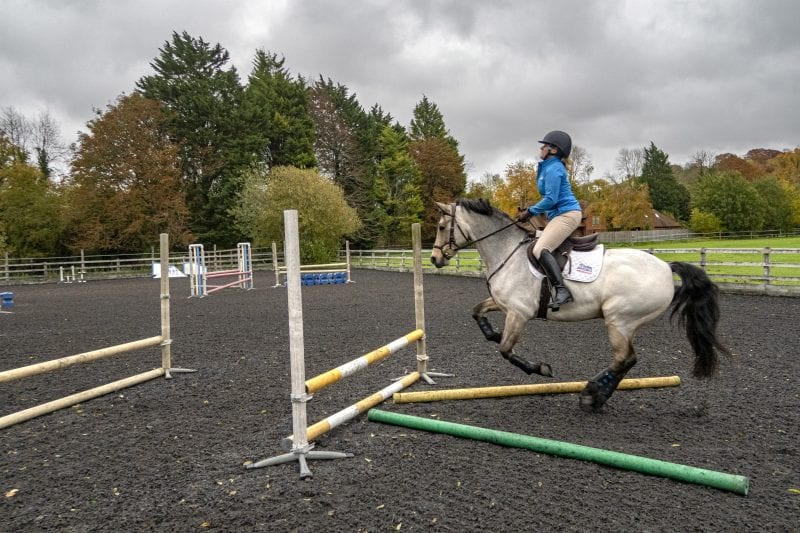 RAF Equestrian Association Autumn Training Camp was held at Manor Farm, Great Kimble. Due to COVID-19 Restrictions, AM Sue Gray, FS Keeley Martin, Flt Lt Tamsin Jessup and Wg Cdr Laurie Tostevin underwent Private Flat Lesson/Assessments.