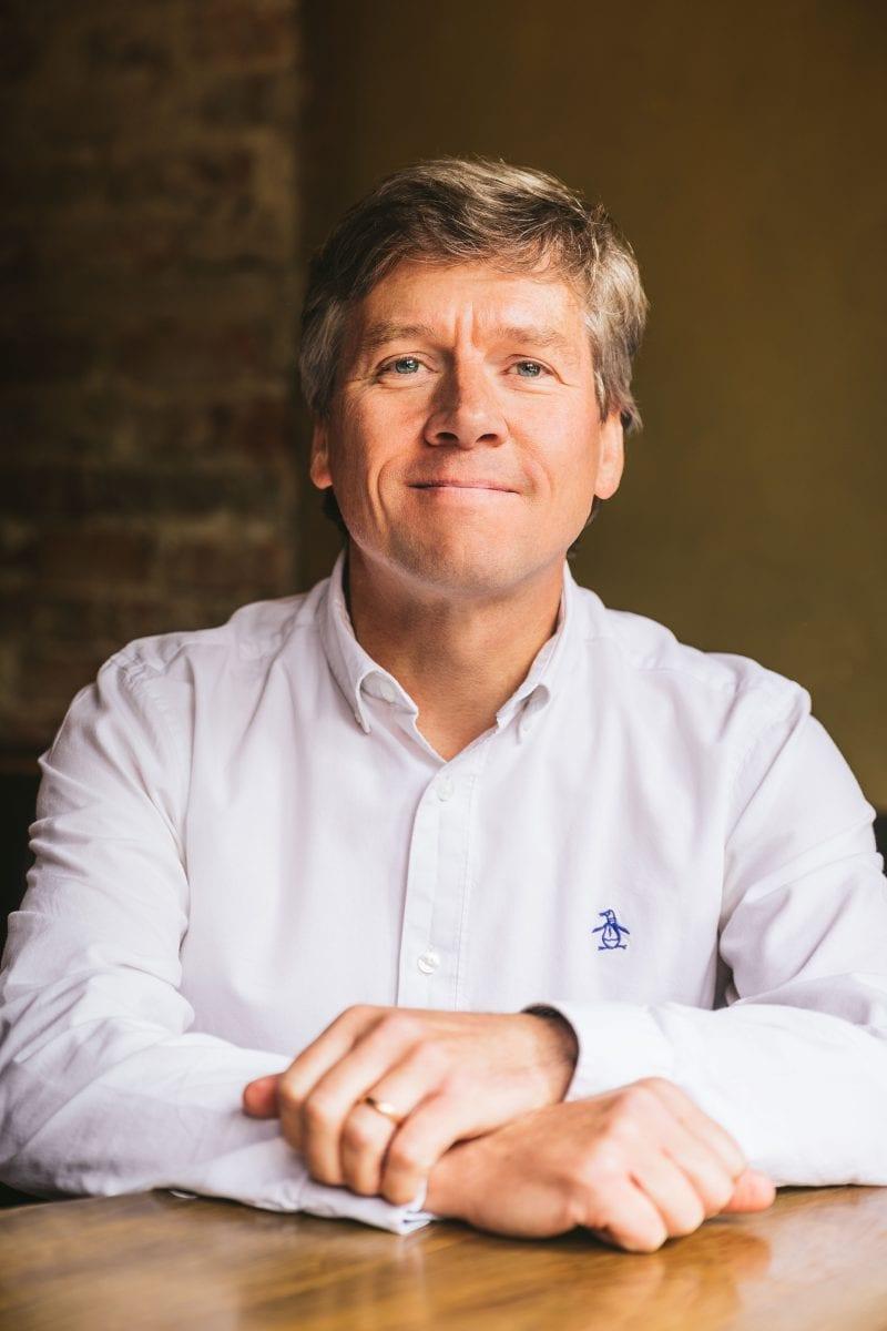 Dermot King, CEO, Oakman Inns (photo credit Oakman Inns)