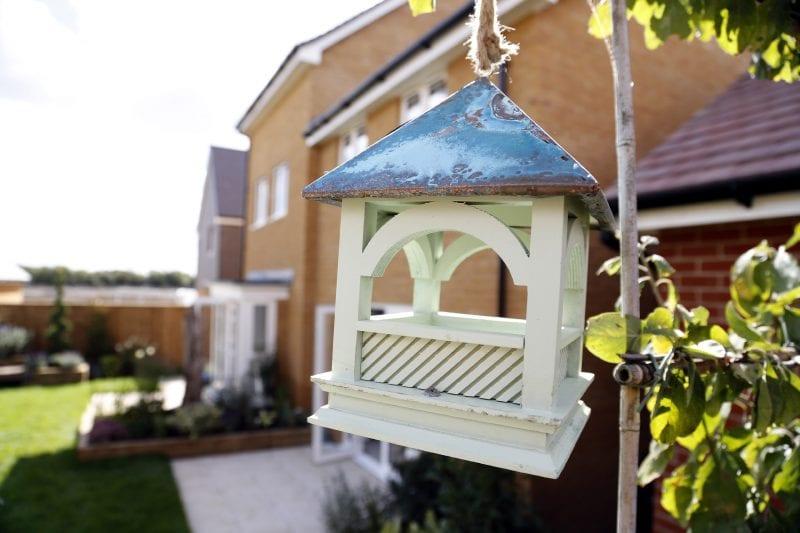 RSPB Royal Bempton hanging bird table