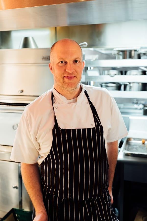 Ross Pike, Oakman Inns' Chef Director