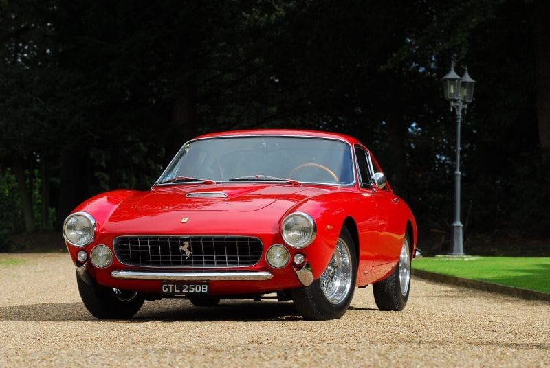 1964 Ferrari 250 GT Berlinetta Lusso