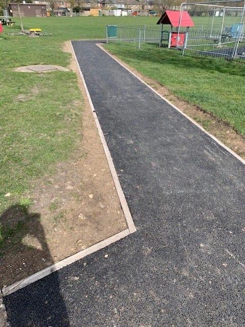 Ashbrook path