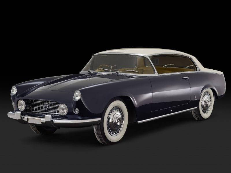 1955 Lancia Florida Coupe Concept by Pinin Farina