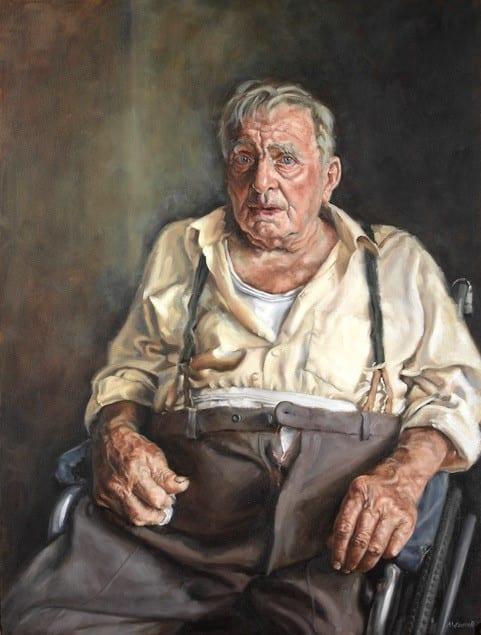 Len Nixey by Mark Fennell