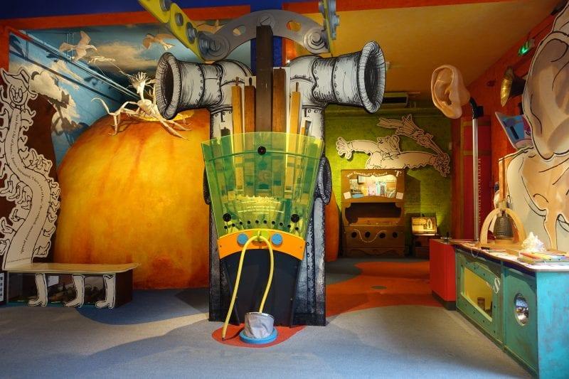 Roald Dahl Children's Gallery, Bucks County Museum