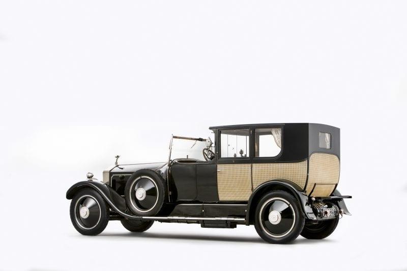 "1926 Rolls-Royce New Phantom ""Phantom of Love"""