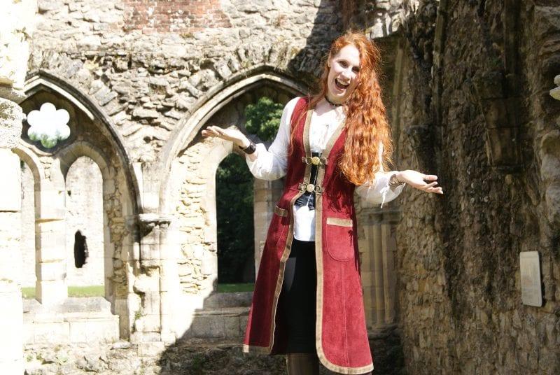 Terrie Howey tells Folk Tales