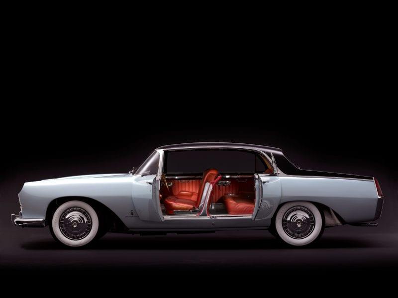 1956 Lancia Florida Berlina by Pinin Farina (photo credit: Lopresto Collection)