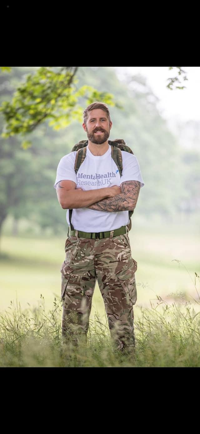 Sergeant 'Gus' Angus
