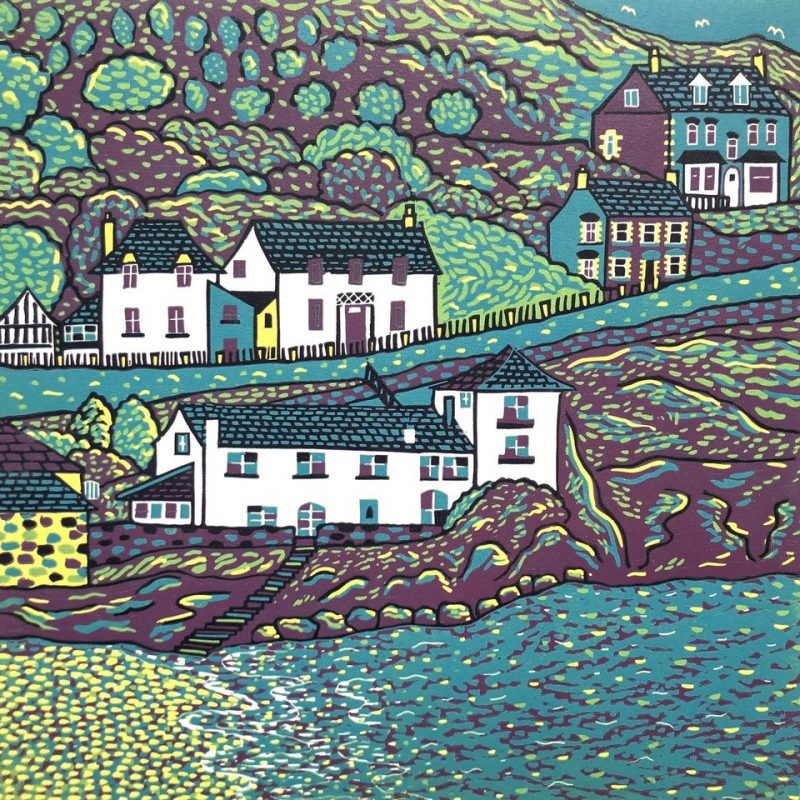 'View from the Platt' by Nathalie Pymm