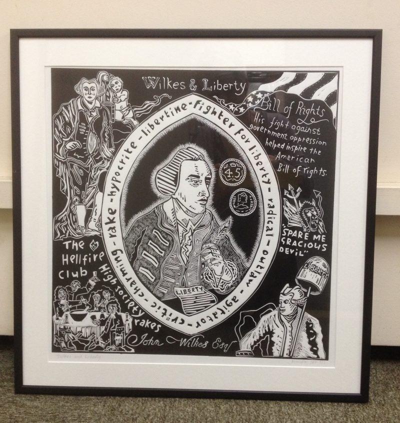 Wilkes and Liberty - James Fox