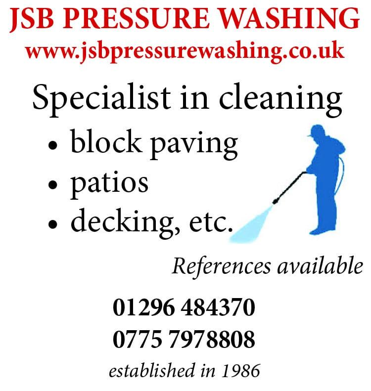 JSB Pressure Washing