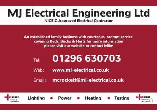 M J Electrical Engineering Ltd